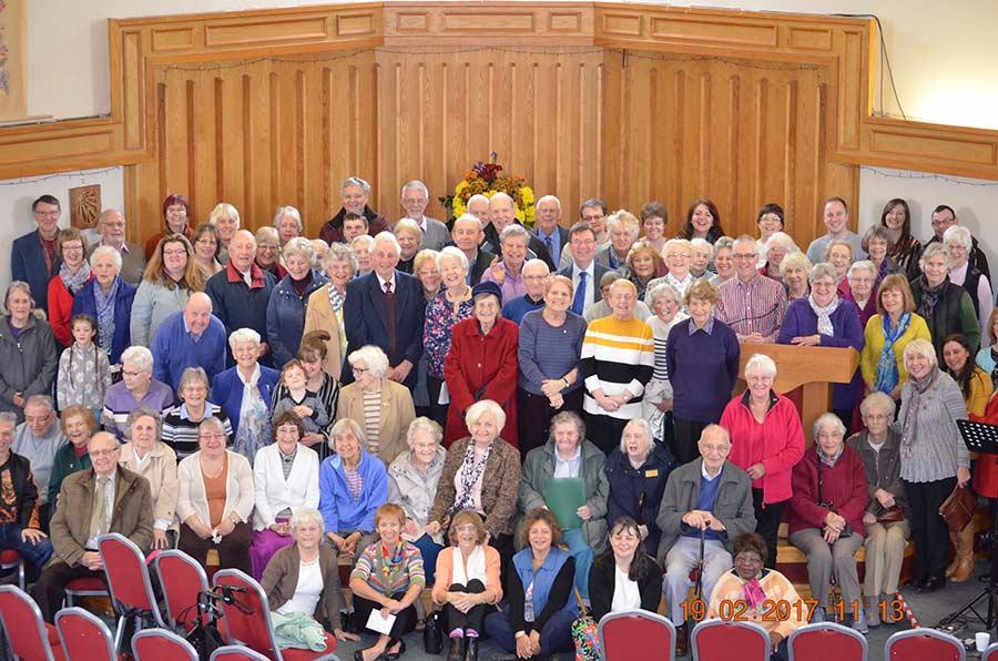 Congregation Ashley Baptist Church